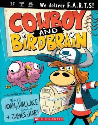 Cowboy and Birdbrain  Pb #1 by Adam Wallace