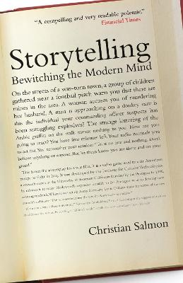 Storytelling by Christian Salmon