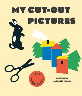 My Cut-Out Pictures book