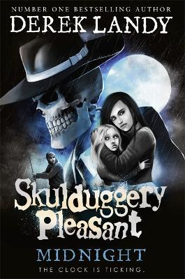 Skulduggery Pleasant #11: Midnight book