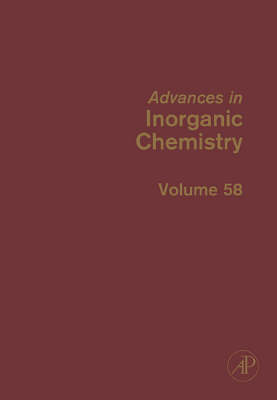 Advances in Inorganic Chemistry by Rudi Van Eldik