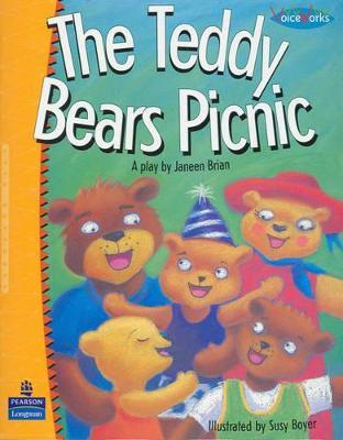 The Teddy Bears Picnic: A Play book