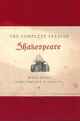 Complete Pelican Shakespeare book