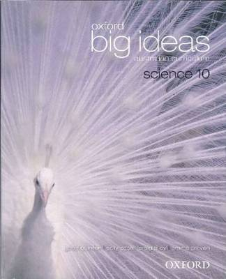 Oxford Big Ideas Science 10 - Australian Curriculum Textbook by Sally Cash