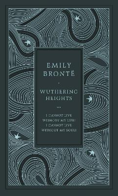 Wuthering Heights (Faux Leather Edition) by Emily Bronte