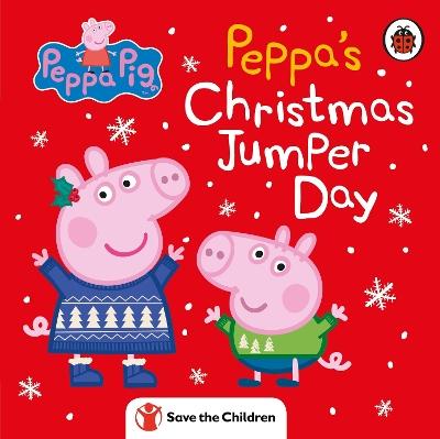 Peppa Pig: Peppa's Christmas Jumper Day book
