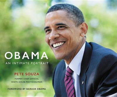 Obama: An Intimate Portrait book