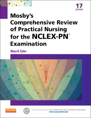 Mosby's Comprehensive Review of Practical Nursing for the NCLEX-PN (R) Exam book