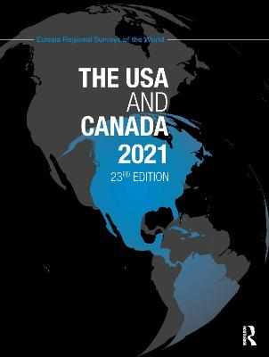 The USA and Canada 2021 by Europa Publications
