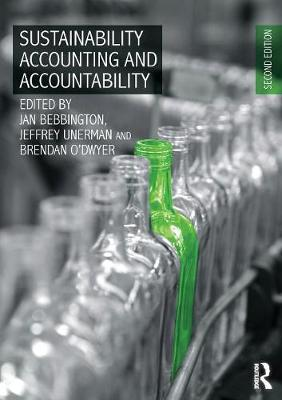 Sustainability Accounting and Accountability by Jeffrey Unerman