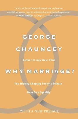 Why Marriage book