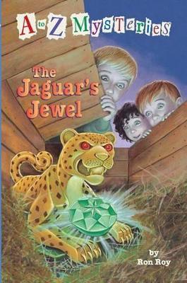 The Jaguar's Jewel by Ron Roy
