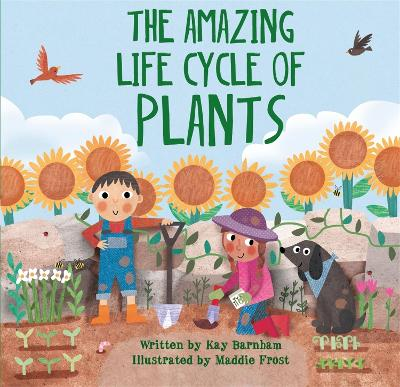 Look and Wonder: The Amazing Plant Life Cycle Story by Kay Barnham