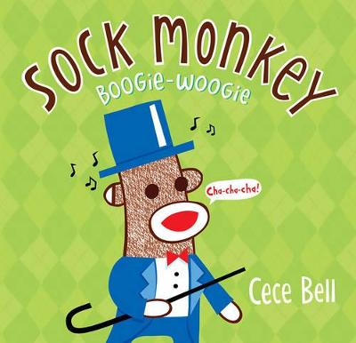 Sock Monkey Boogie-Woogie book
