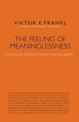 Feeling of Meaninglessness book