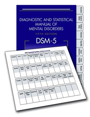 DSM-5 (R) Repositionable Page Markers by American Psychiatric Association