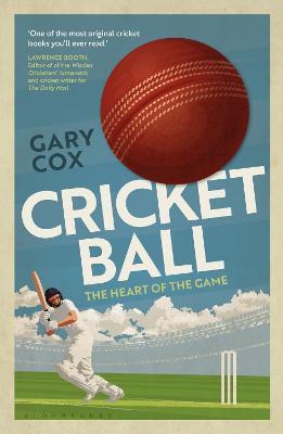 Cricket Ball by Gary Cox