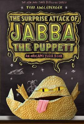 Surprise Attack of Jabba the Puppet book