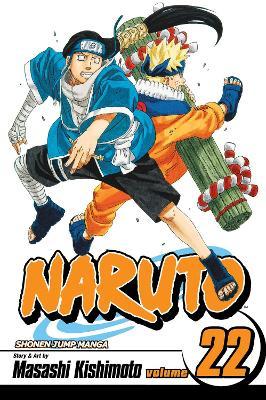 Naruto, Vol. 22 by Masashi Kishimoto