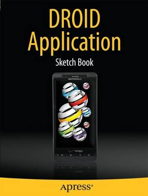 DROID Application Sketch Book book