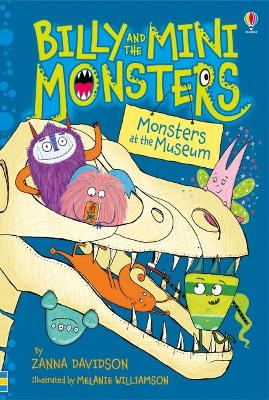 Billy and the Mini Monsters: Monsters at the Museum book