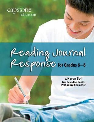 Reading Journal Response for Grades 6-8 by Karen Soll