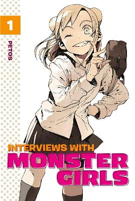 Interviews With Monster Girls 1 by Petos