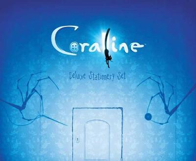 Coraline Deluxe Stationery Set by Insight Editions