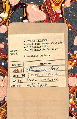 A Free Flame by Ann-Marie Priest