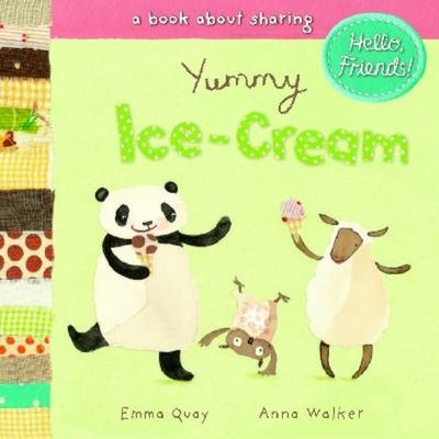 Yummy Ice-cream by Emma Quay