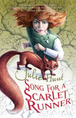 Song for a Scarlet Runner book
