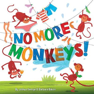 No More Monkeys! book