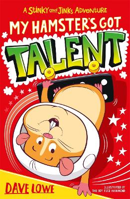 My Hamster's Got Talent book