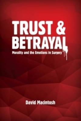Trust & Betrayal book