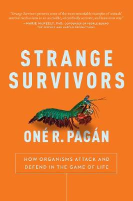 Strange Survivors by One R. Pagan