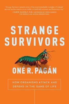 Strange Survivors by One R. Pagan