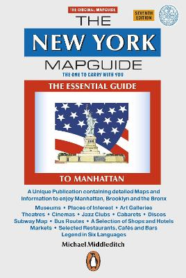 New York Mapguide book