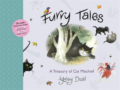Furry Tales: A Treasury of Cat Mischief book