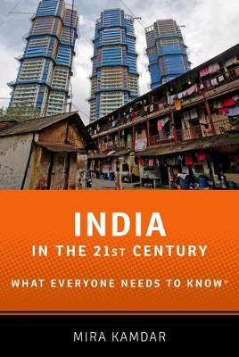 India in the 21st Century by Mira Kamdar