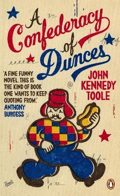 Confederacy of Dunces book