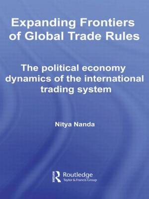 Expanding Frontiers of Global Trade Rules book