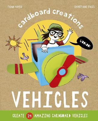 Vehicles by Fiona Hayes