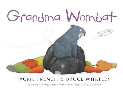 Grandma Wombat book