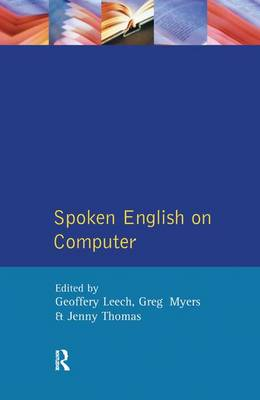 Spoken English on Computer by Geoffrey Leech