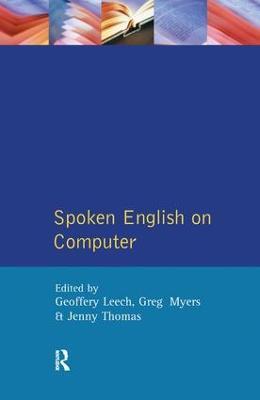 Spoken English on Computer by Geoffrey Leech