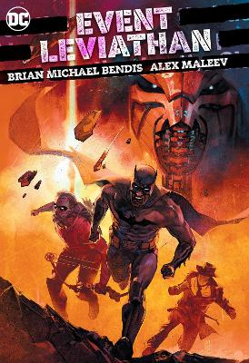Event Leviathan by Brian Michael Bendis