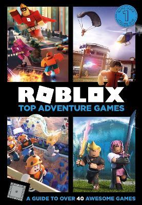 Roblox Top Adventure Games book