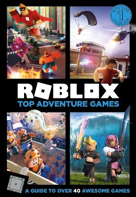 Roblox Top Adventure Games by Egmont Publishing UK