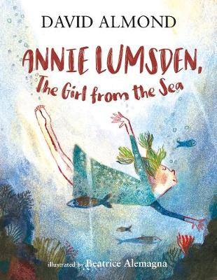 Annie Lumsden, the Girl from the Sea book