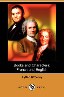 Books and Characters book